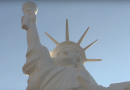 Brittany |  Gourin The Statue of Liberty