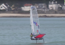 SAINT-PIERRE-QUIBERON: Crazy Foils party