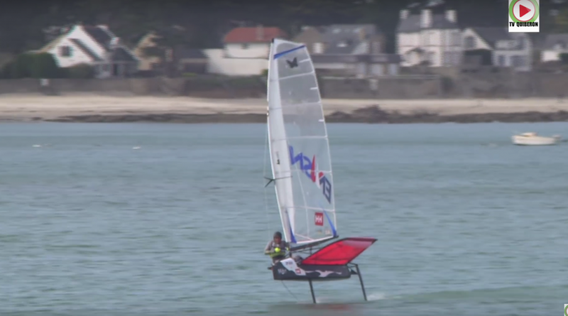 Foils at Saint-Pierre Quiberon