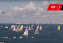 Sailing: The start of the Vendee Globe