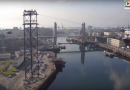 Brest France's first urban cable car network