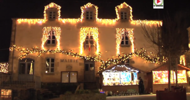 BRITTANY: The spirit of Christmas in Rochefort-en-Terre