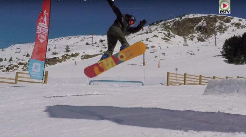 ANDORRA: Snowpark Freestyle Grandvalira