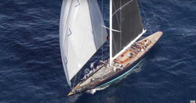 The Voiles de Saint - Tropez 2018