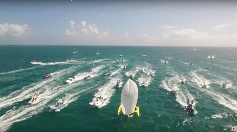 The Route du Rhum 2018: Loick Peyron - Quiberon 24 TV
