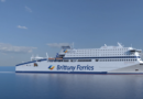 Brittany Ferries Honfleur LNG