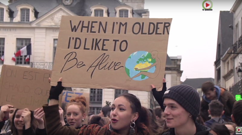 Brittany: Youth For Climate