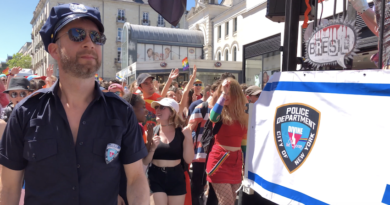 France: 2019 Gay Pride Parade Nantes