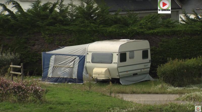 Quiberon: Adieu camping du Goviro