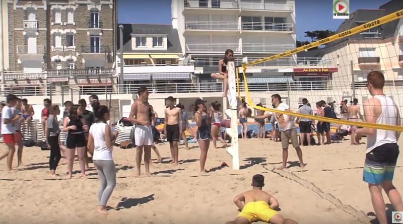 Beach Day UNSS 56 - TV Quiberon Sports