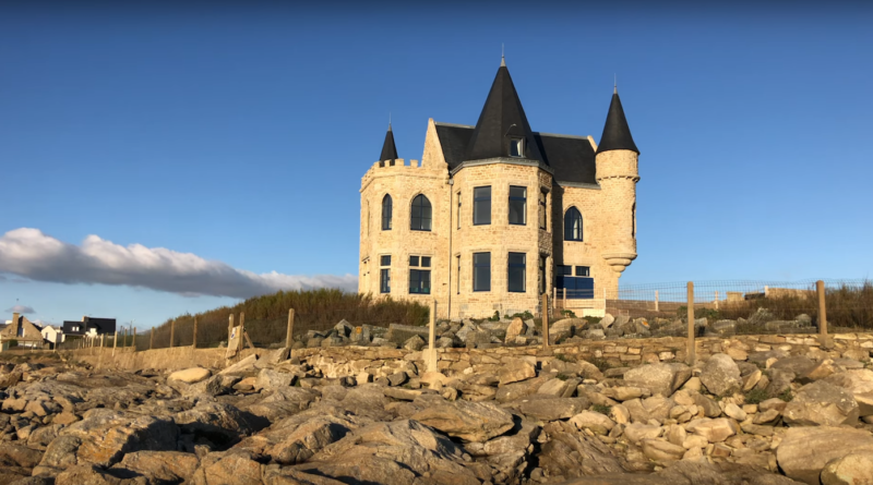 Quiberon Turpault castle - Quiberon TV World