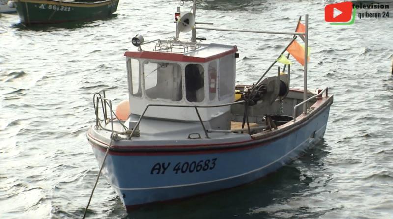 Brittany | Portivy, fishing port - Quiberon 24 TV