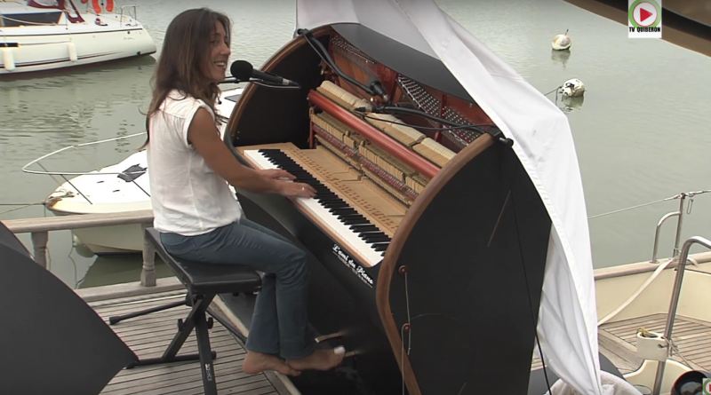 Pianocean - Sailing the world with a Piano