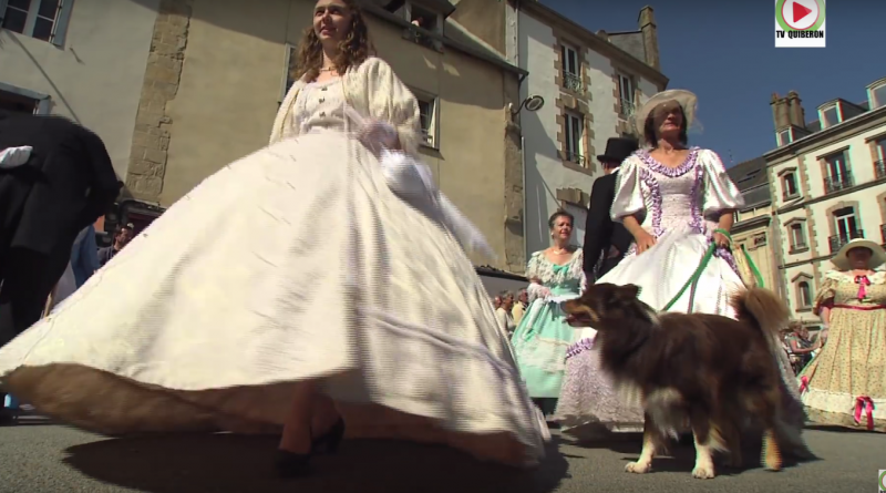 Vannes goes back in time