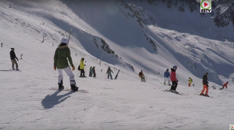 Andorra skiing and snowboarding