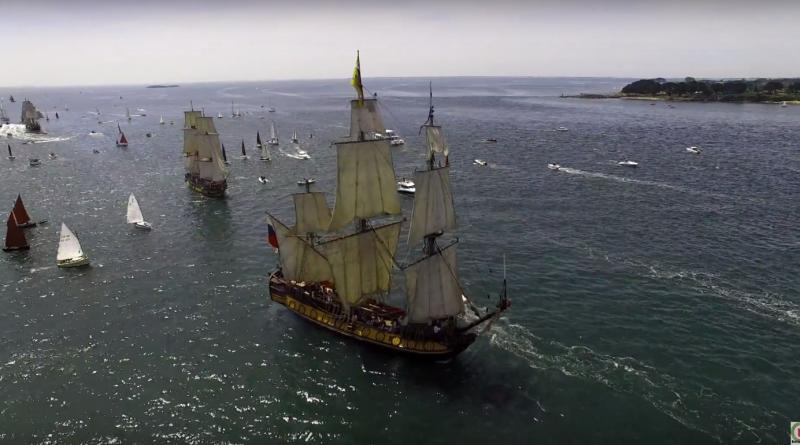 2017 Morbihan Gulf's Week - Quiberon 24 Television