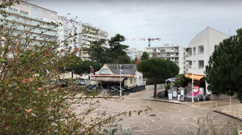 The Beach of La Baule Winter - La Baule 24 Television